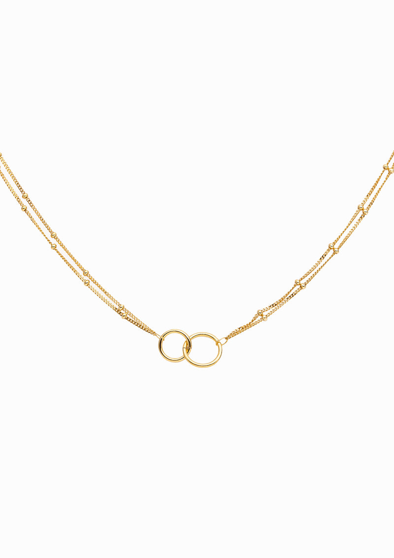 Haus of Dietrich Milano Link Necklace