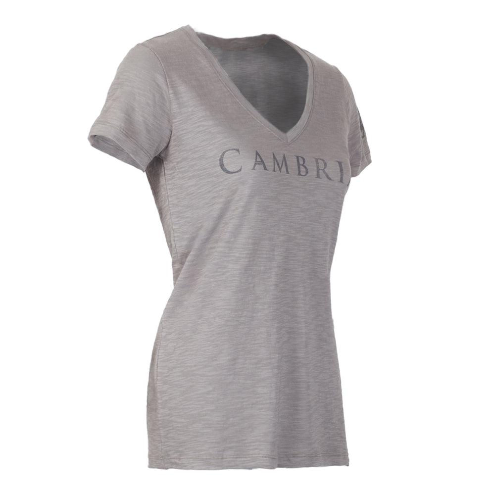 47 Brand Women's Scrum V-Neck Tee