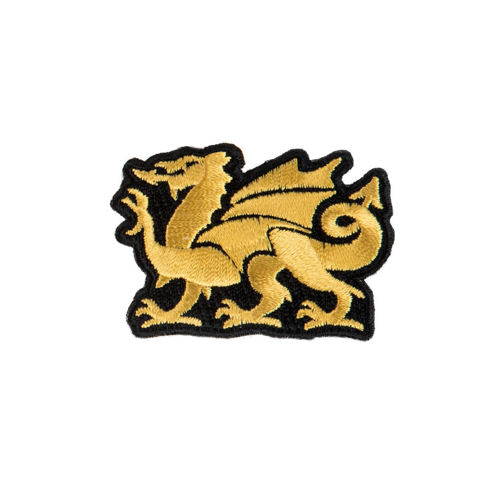Cambria® Dragon Patch - Gold