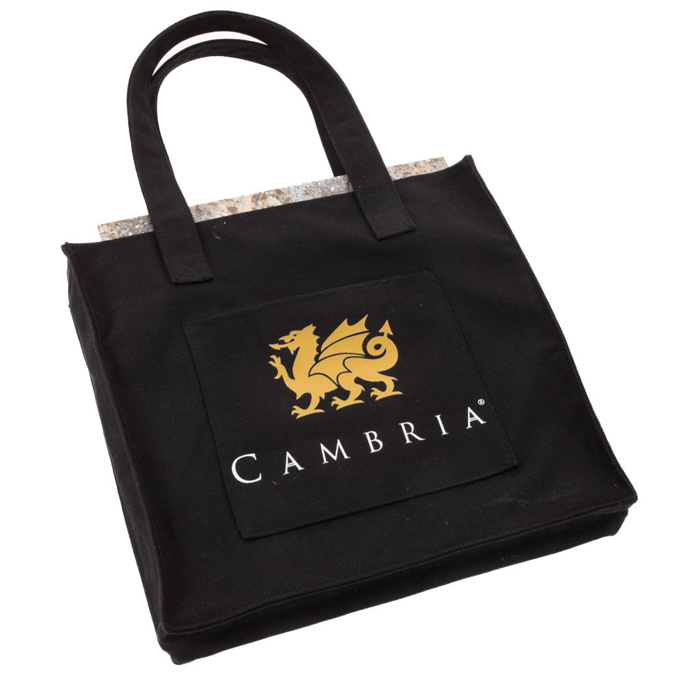 Cambria® 12x12 Sample Tote