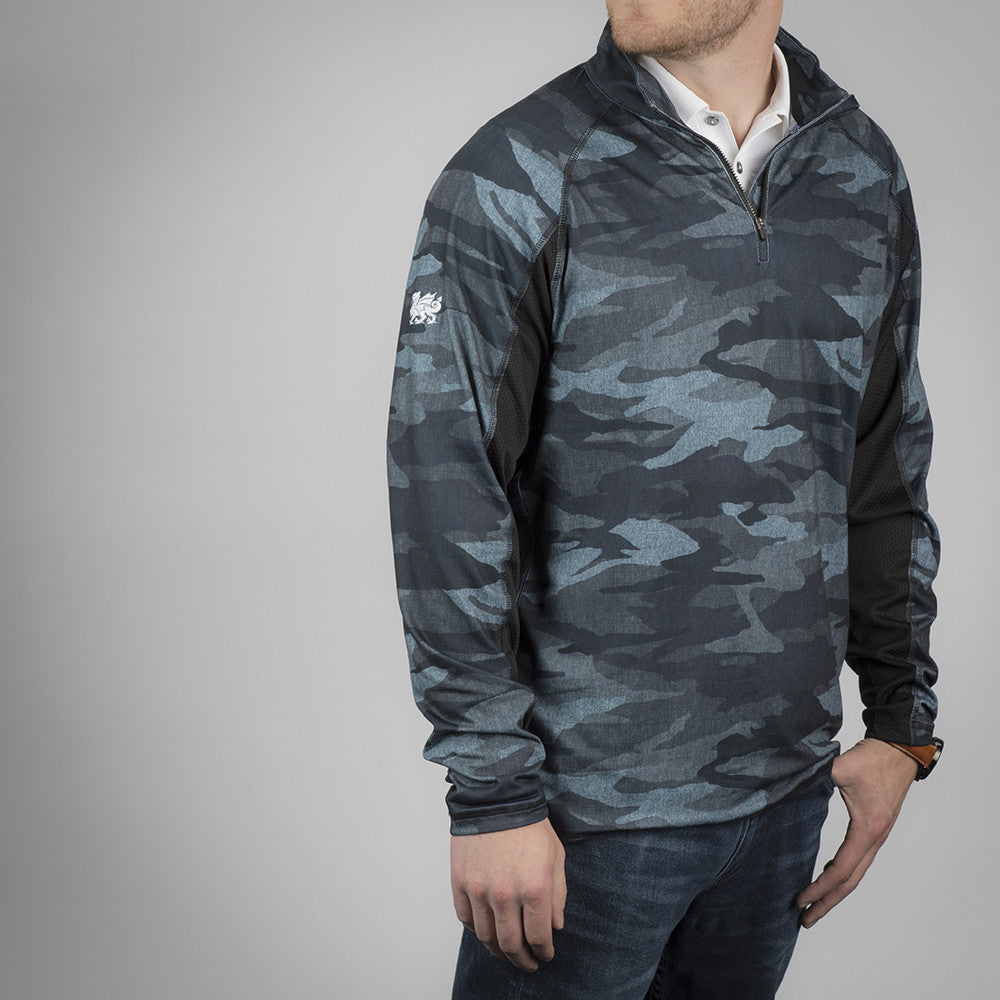 Puma Men's Volition Camo Popover