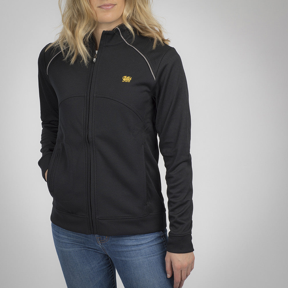 Cutter & Buck DryTec Women's Zip-Up Jacket