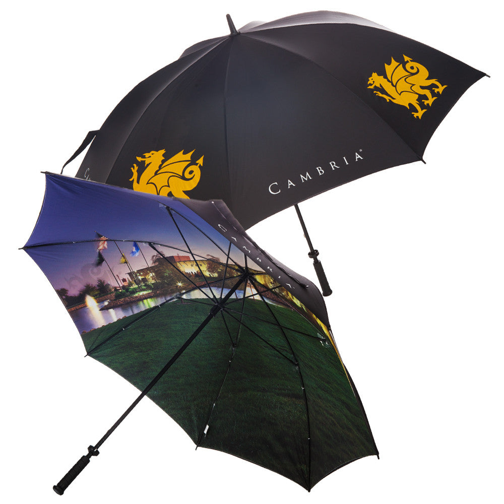 Cambria® Golf Umbrella