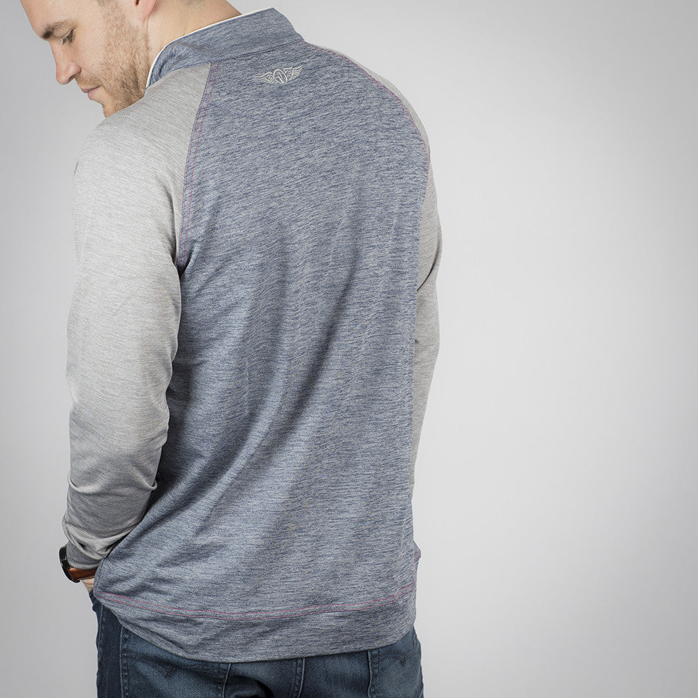 Straightdown Men's Huston Pullover