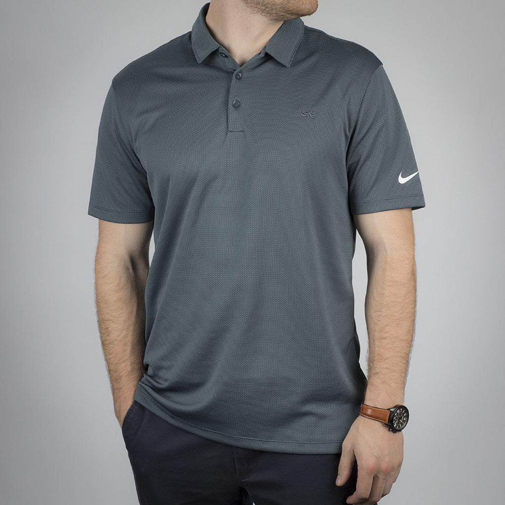 Nike Men's Textured Polo