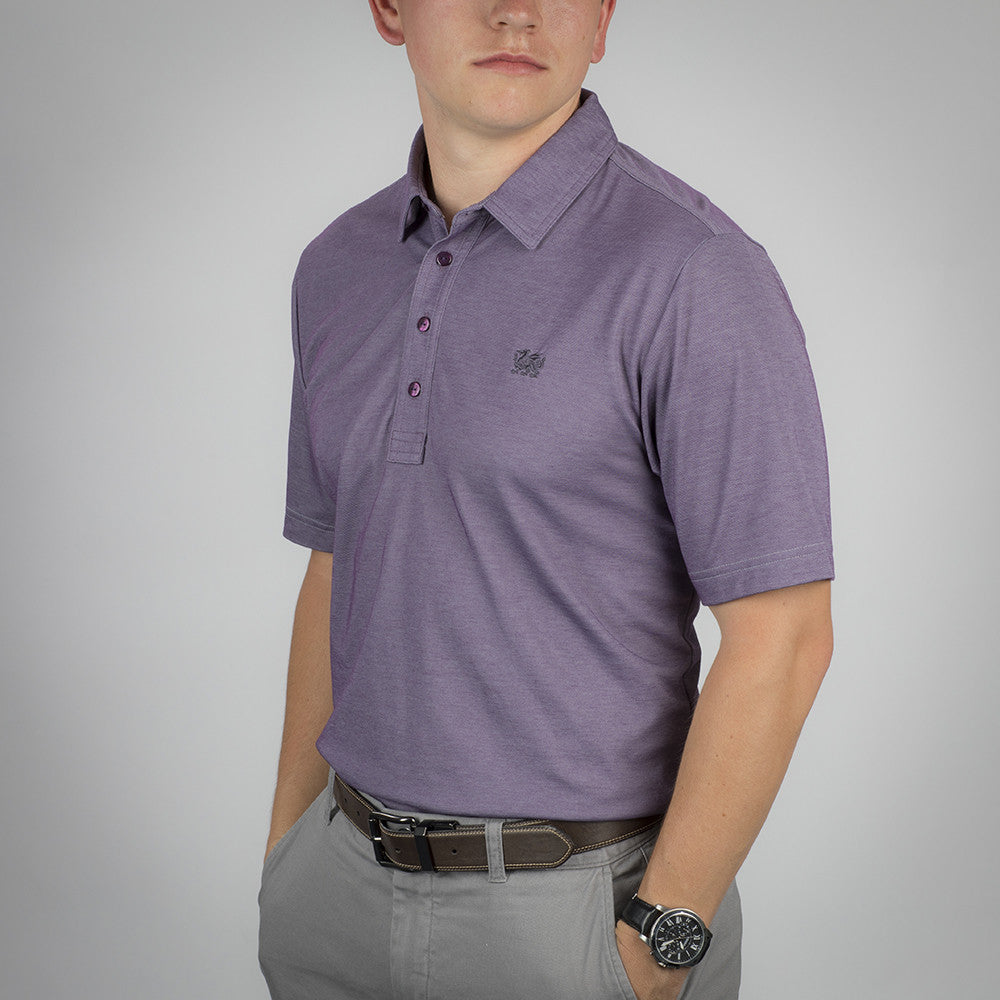 TravisMathew Men's Ten Year Polo
