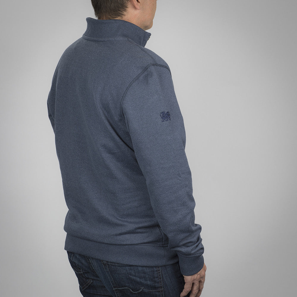 TravisMathew Men's Wall Pullover