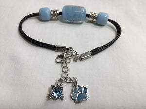 """Remember Me"" Bracelet w/Pet Charms"