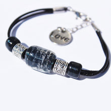 """Remember Me"" Cremation Ash Bracelet"