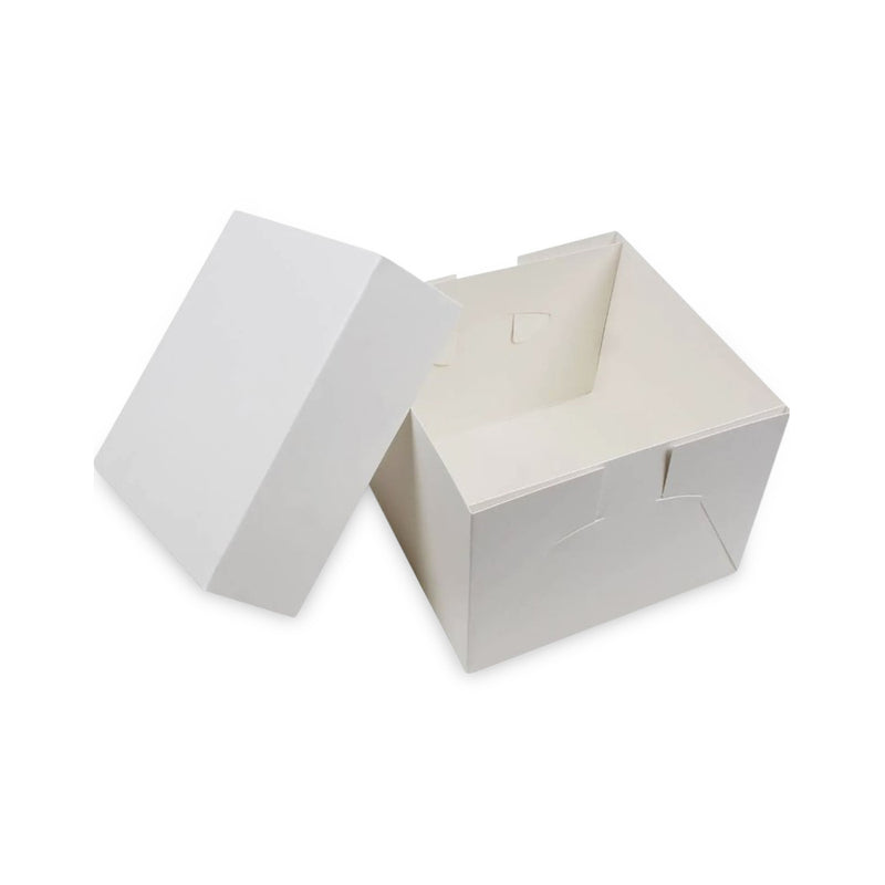 Premium Stapleless Cake Box with Lid