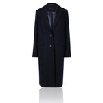 M&S AUTOGRAPH Wool Rich Single Breasted Coat with Cashmere - The Outlet London