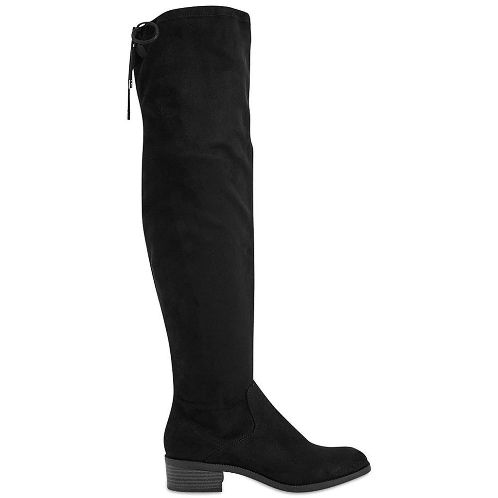 M&S Block Heel Over the Knee Boots - The Outlet London