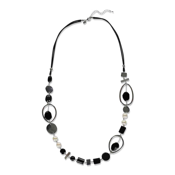 M&S Collection Pearl Effect Necklace
