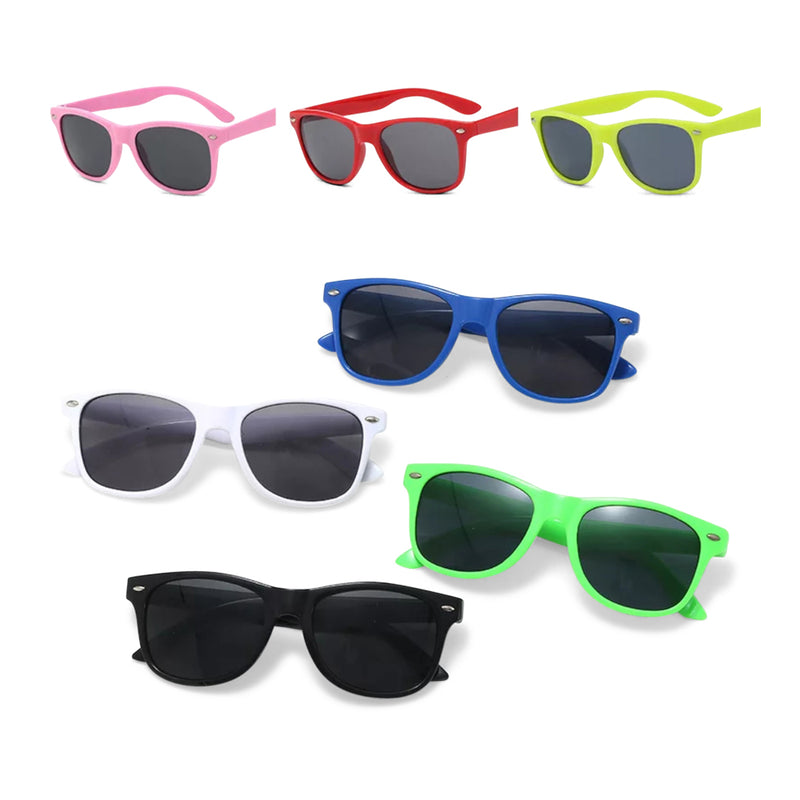 Unisex Kids Summer Sunglasses