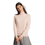 M&S Autograph Pure Cashmere Roll Neck Jumper - The Outlet London