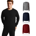 M&S Autograph Pure Cashmere Crew Neck Jumper - The Outlet London