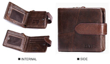 Load image into Gallery viewer, Kavi`s Fashion 100% Genuine Leather Wallet