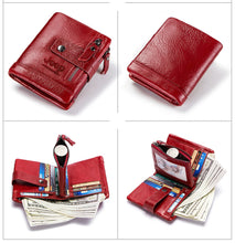 Load image into Gallery viewer, Jeep 100% Genuine Custom Engraved Men's/Women`s Leather Wallet