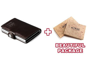 Open image in slideshow, Jeep Rfid Personalized Leather Wallet