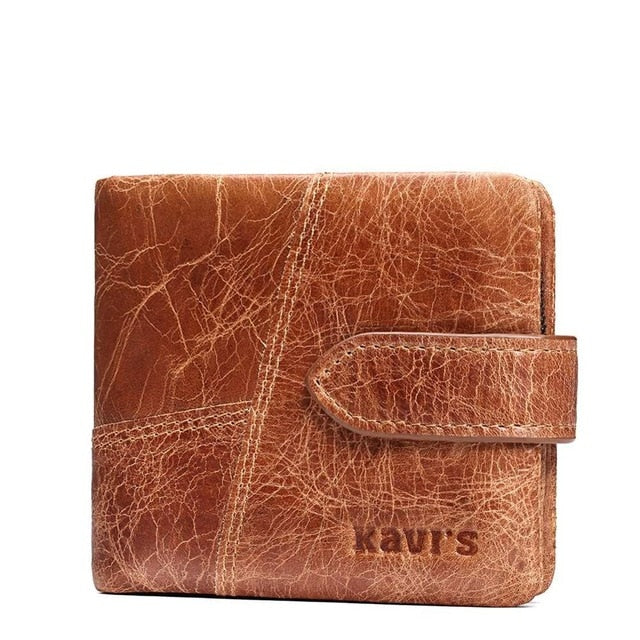 Kavi`s Luxury Genuine Leather Wallet