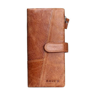 Open image in slideshow, Kavi`s Luxury Genuine Leather Wallet