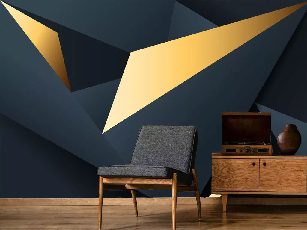Abstract Custom Wall Murals Wallcovering Online
