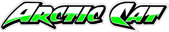 Arctic Cat Version 5 Decal - 9