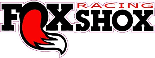 Fox Racing Shox Version 2 Decal - | Nostalgia Decals Online retro car decals, old school vinyl stickers for cars, racing graphics for cars, car decals for girls