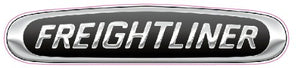 "Freightliner Decal - 9"" x 2"" 