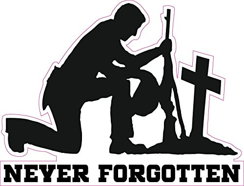 Never Forgotten Decal - 6
