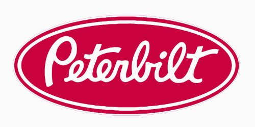 Peterbilt Decal - | Nostalgia Decals Online trucker window decals, vinyl graphics for semi trucks, vinyl tractor stickers