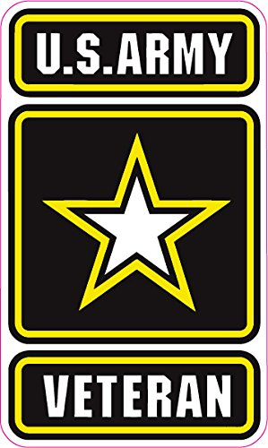 U.S. Army Veteran Decal - 3