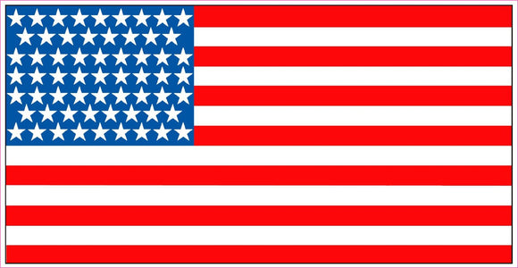United States Flag Decal 3