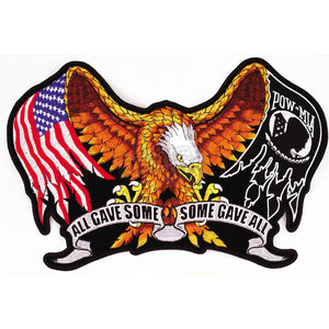 All Gave Some Some Gave All Magnet Decal - | Nostalgia Decals Online military window stickers for cars and trucks, army vinyl decals for cars, marine corps vinyl stickers, die cut vinyl navy decals