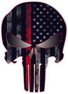 American Punisher First Responders Decal