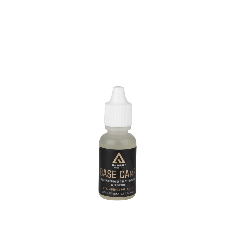 BASE CAMP Trace Minerals Drops - Earth's Pure