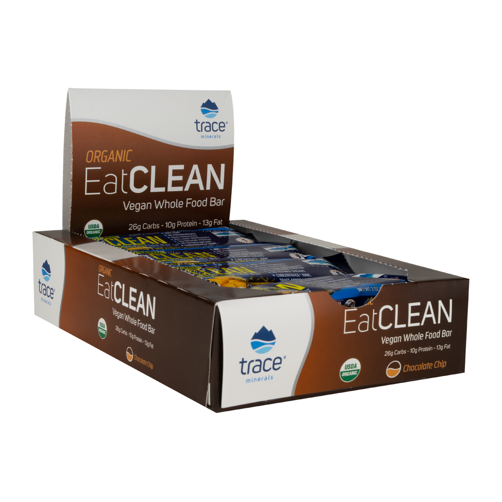 eatCLEAN Vegan Whole Food Bar 12 Pack