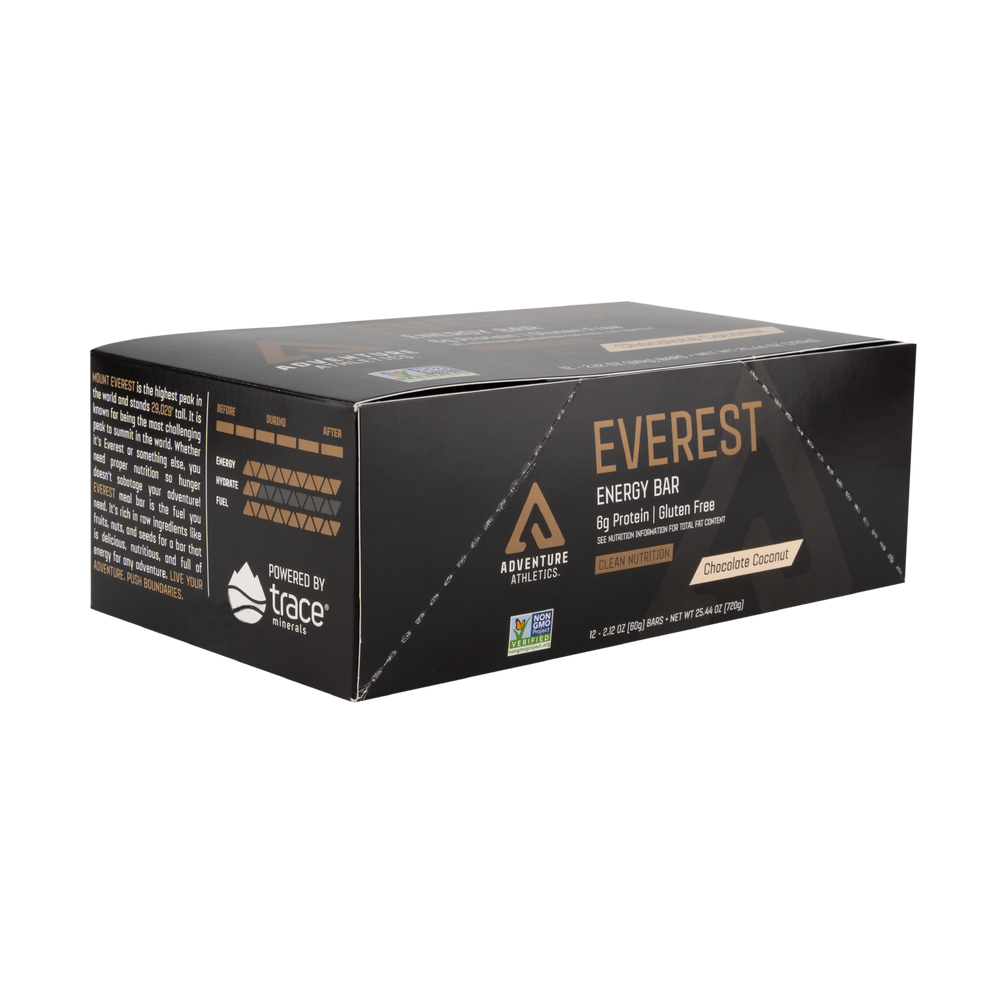 EVEREST Energy Bar - Earth's Pure