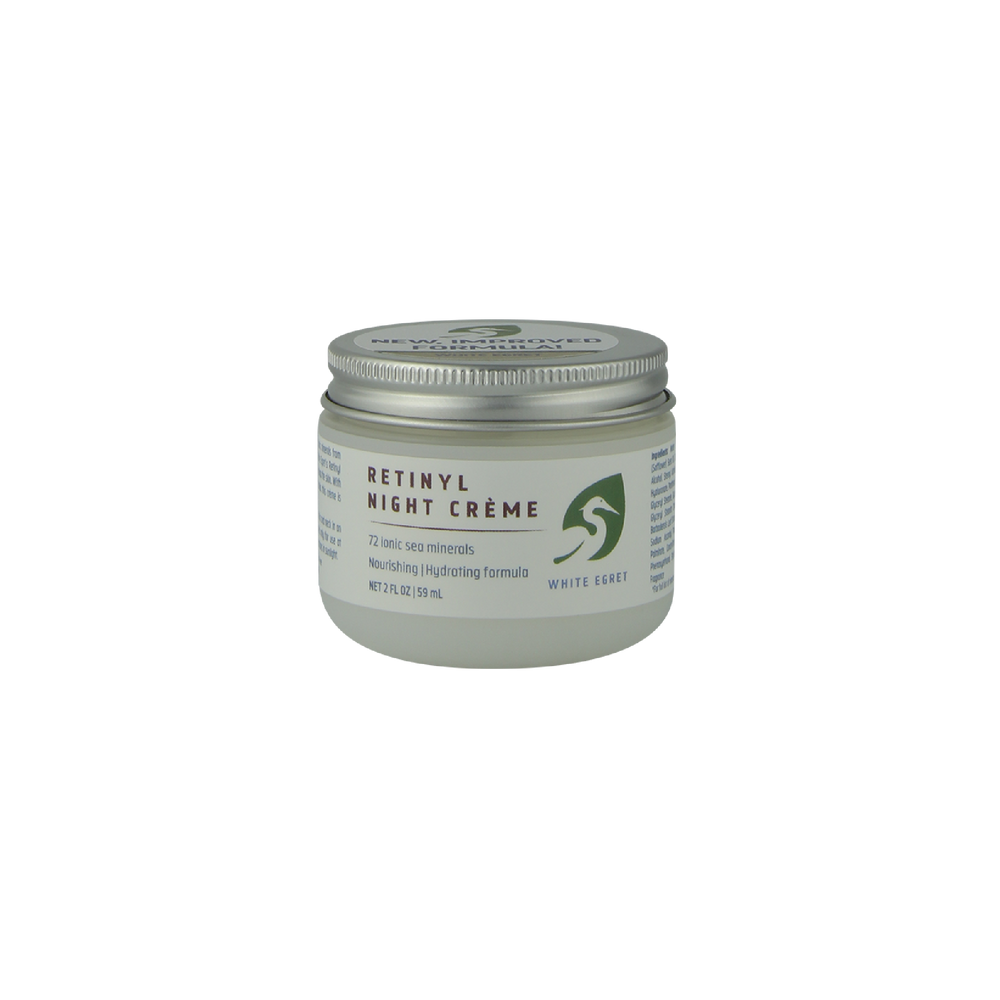 Retinyl Night Creme - 2 oz