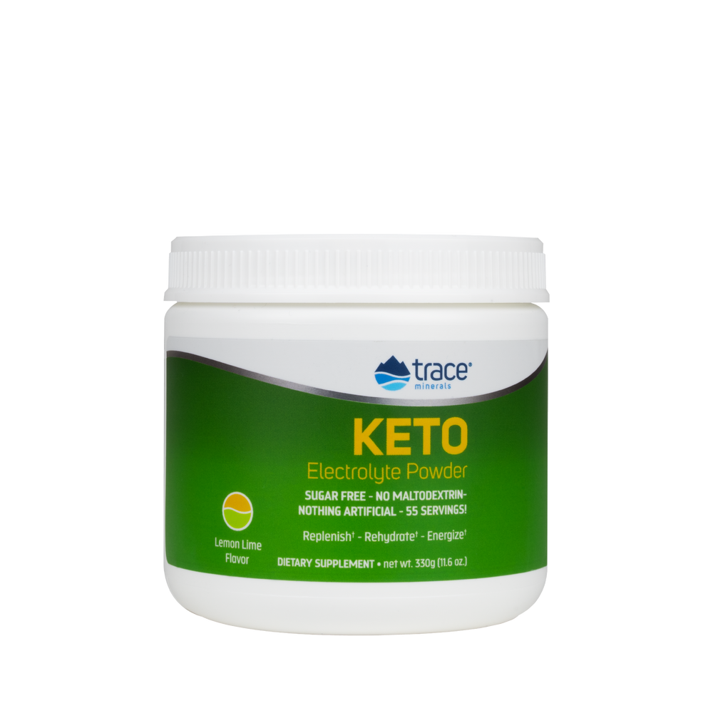Keto Electrolyte Powder - Earth's Pure