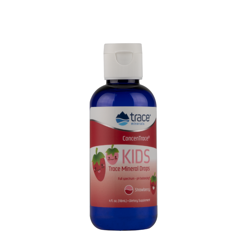 Concentrace Kids Trace Mineral Drops - Earth's Pure