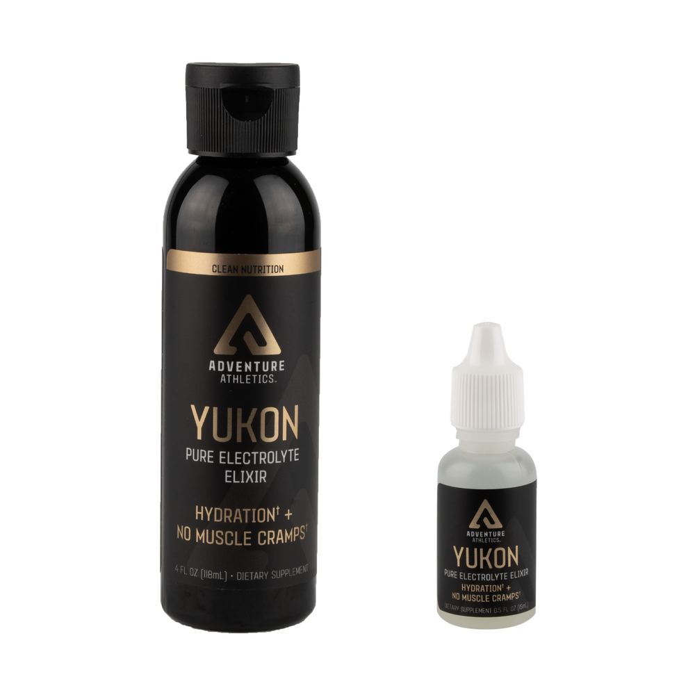 YUKON Electrolyte Drops - Earth's Pure