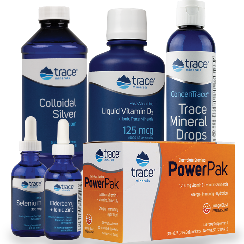 Immunity Bundle (Save $28)