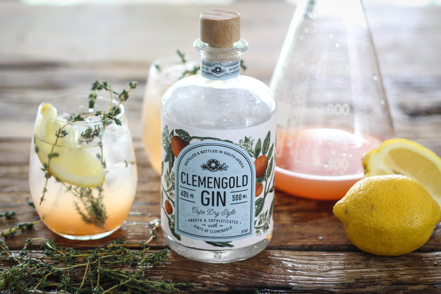 ClemenGold Gin Flavor Profile
