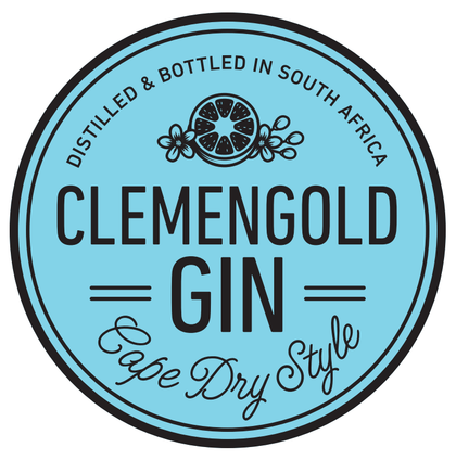Clemengold gin logo