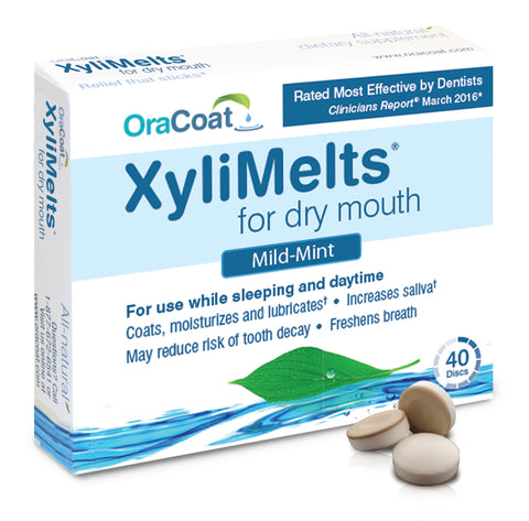 XyliMelts for Dry Mouth