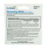 Renewing Melts Mouth Sore Relief Discs, 16 Count (48 Count Case)