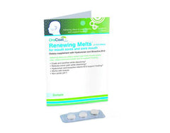 OraCoat's Renewing Melts for Mouth Sores sample sizes for professionals