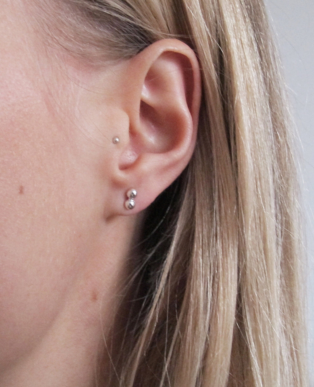 Delicate Dot Studs