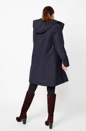Coat ARIZA midnight